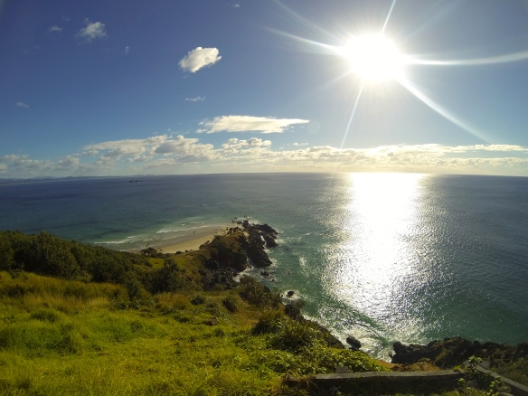 Cape Byron, Australian mainland's most easterly point