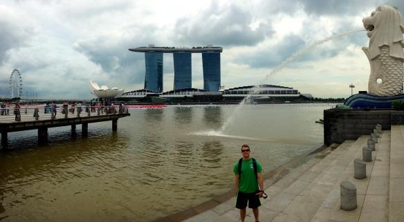 Marina Bay Sands Hotel and