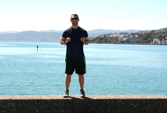 Wellington Harbor.