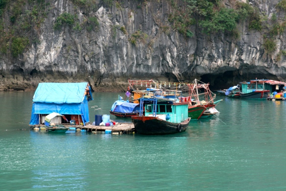 Local fishing-villages